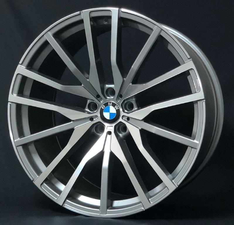 ALLOY WHEELS K-II 0212