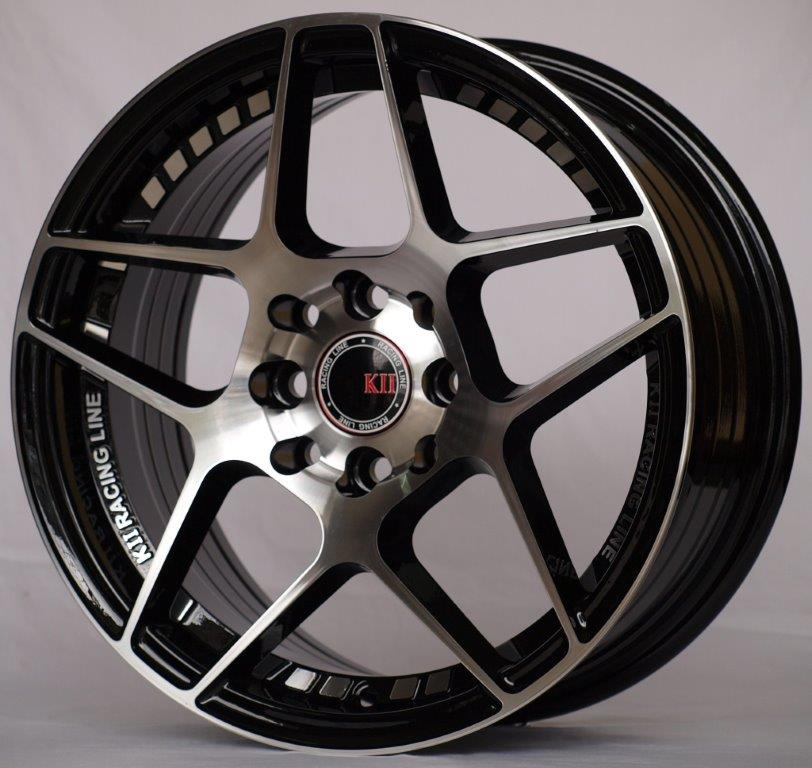 ALLOY WHEELS K-II 0836