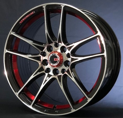 ALLOY WHEELS K-II 0845