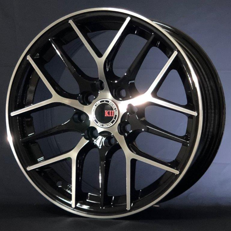 ALLOY WHEELS K-II 0846