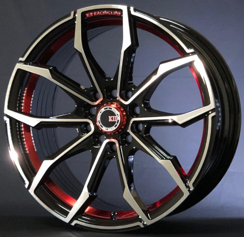 ALLOY WHEELS K-II 0847