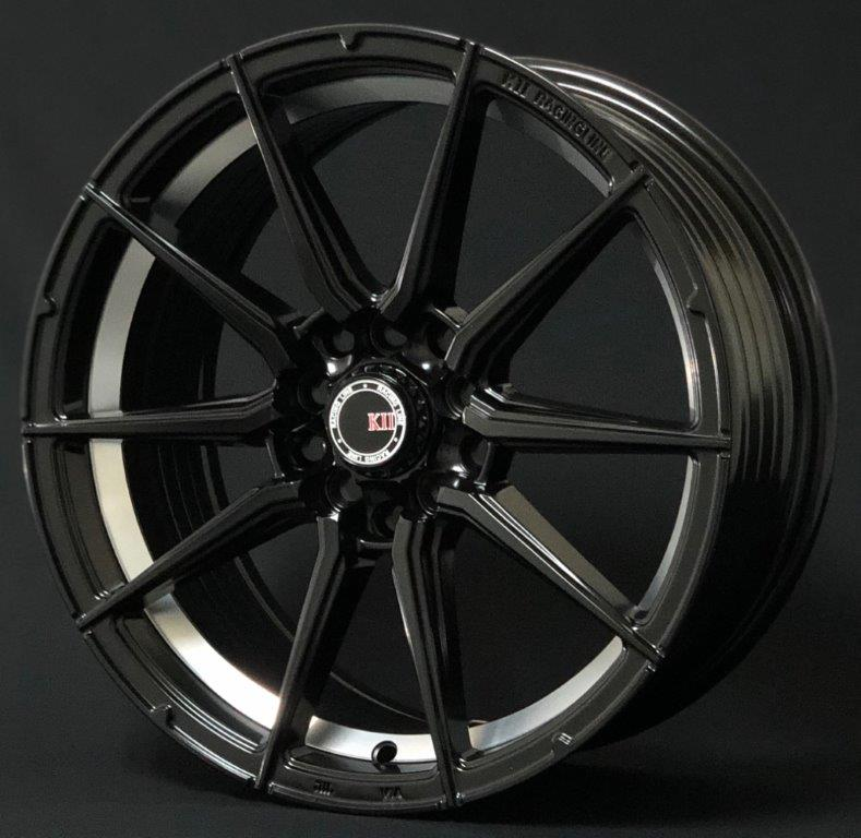 ALLOY WHEELS K-II 0860