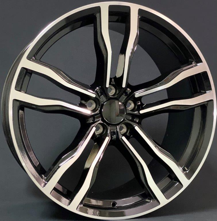 ALLOY WHEELS K-II 129
