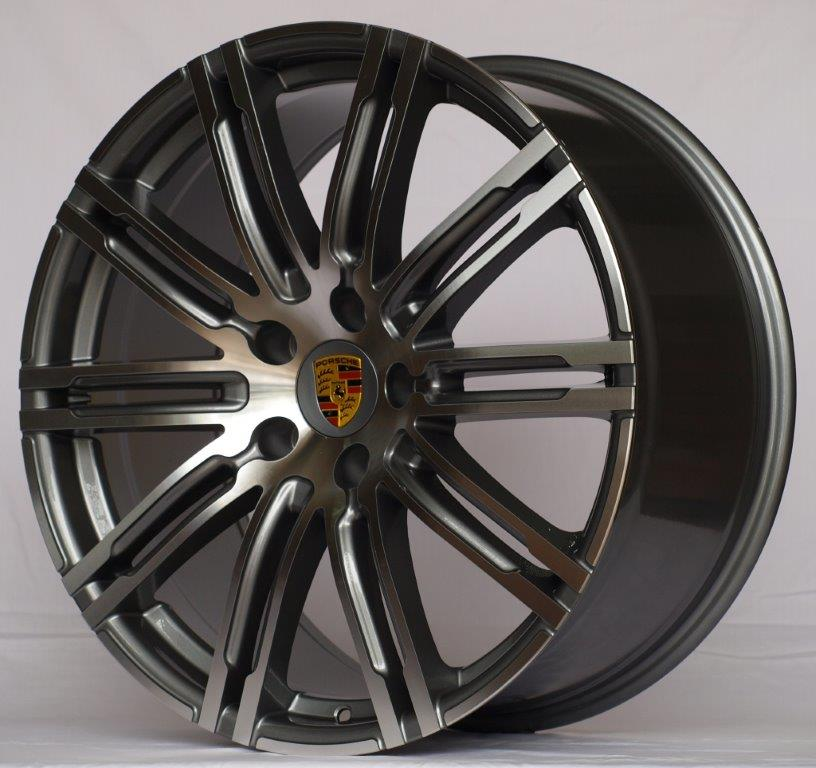 ALLOY WHEELS K-II 1026