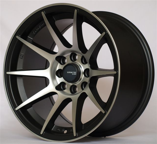 ALLOY WHEELS K-II XH117