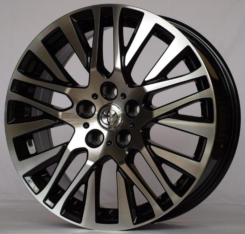 ALLOY WHEELS K-II 1194