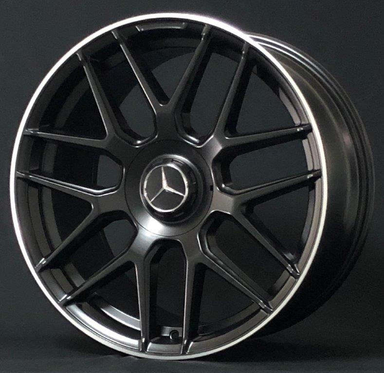 ALLOY WHEELS K-II 1258