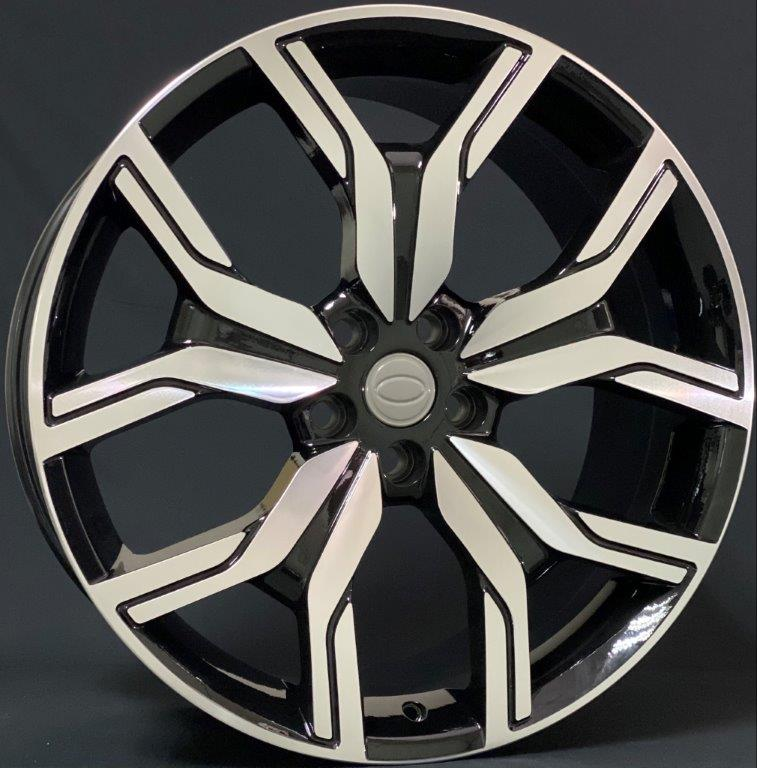 ALLOY WHEELS K-II 1266