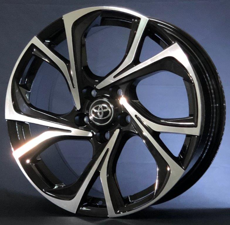 ALLOY WHEELS K-II 1293