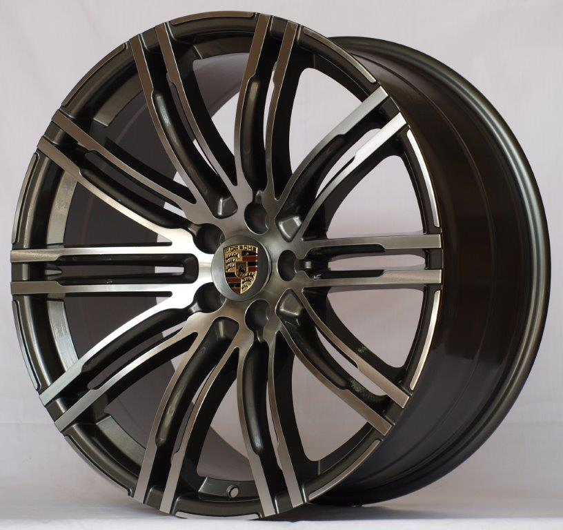 ALLOY WHEELS K-II 1298