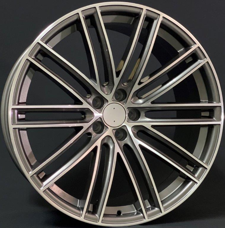 ALLOY WHEELS K-II 1381