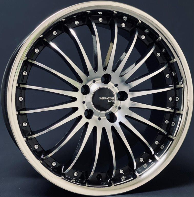 ALLOY WHEELS K-II 220