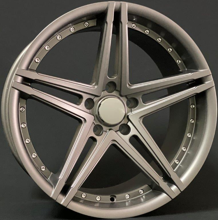 ALLOY WHEELS K-II 242