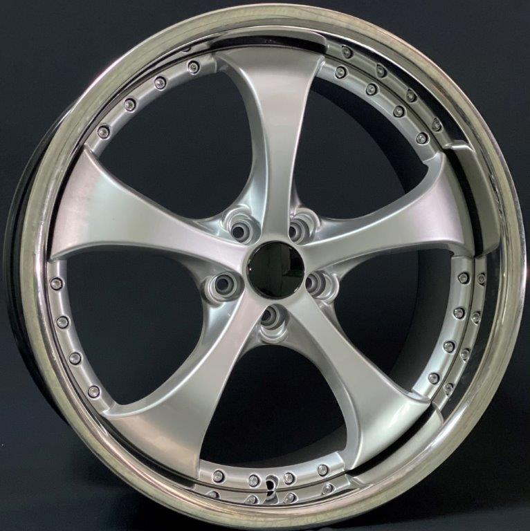 ALLOY WHEELS K-II 406 C