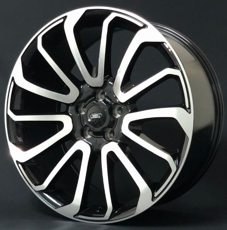 ALLOY WHEELS K-II 415