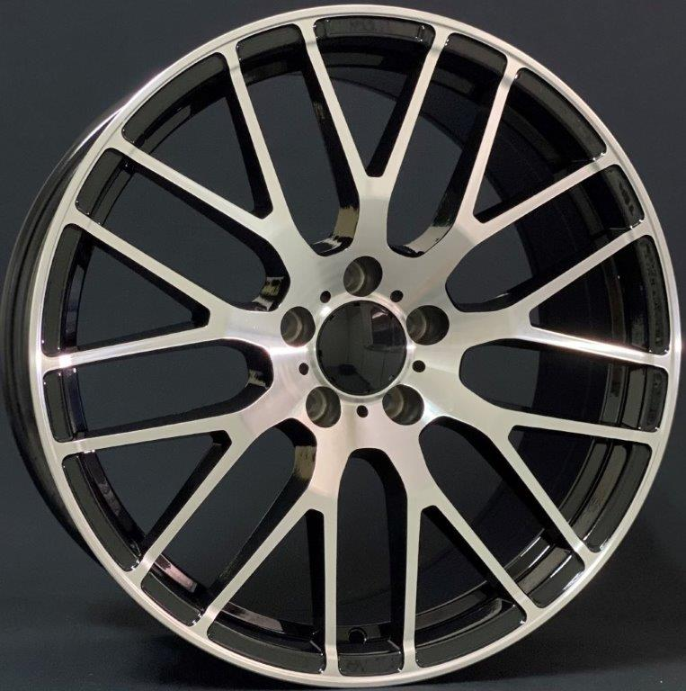 ALLOY WHEELS K-II 5189