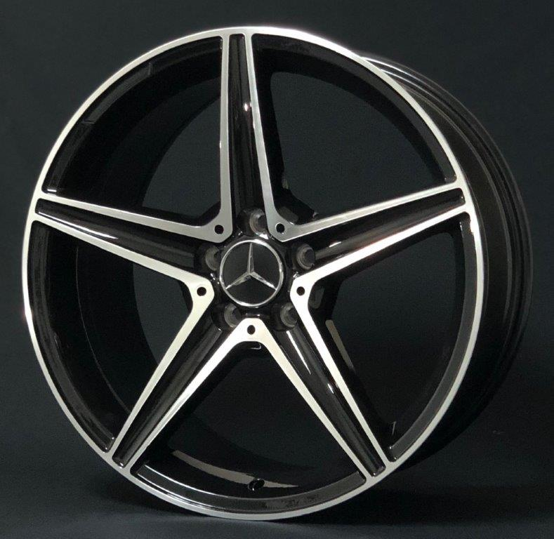 ALLOY WHEELS K-II 5376