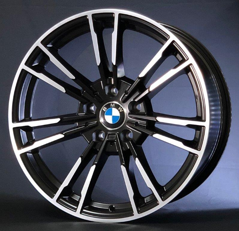 ALLOY WHEELS K-II 5396