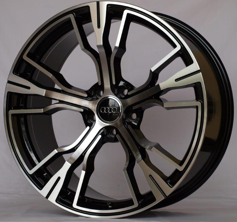 ALLOY WHEELS K-II 552