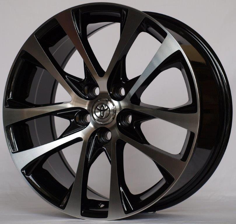 ALLOY WHEELS K-II 554