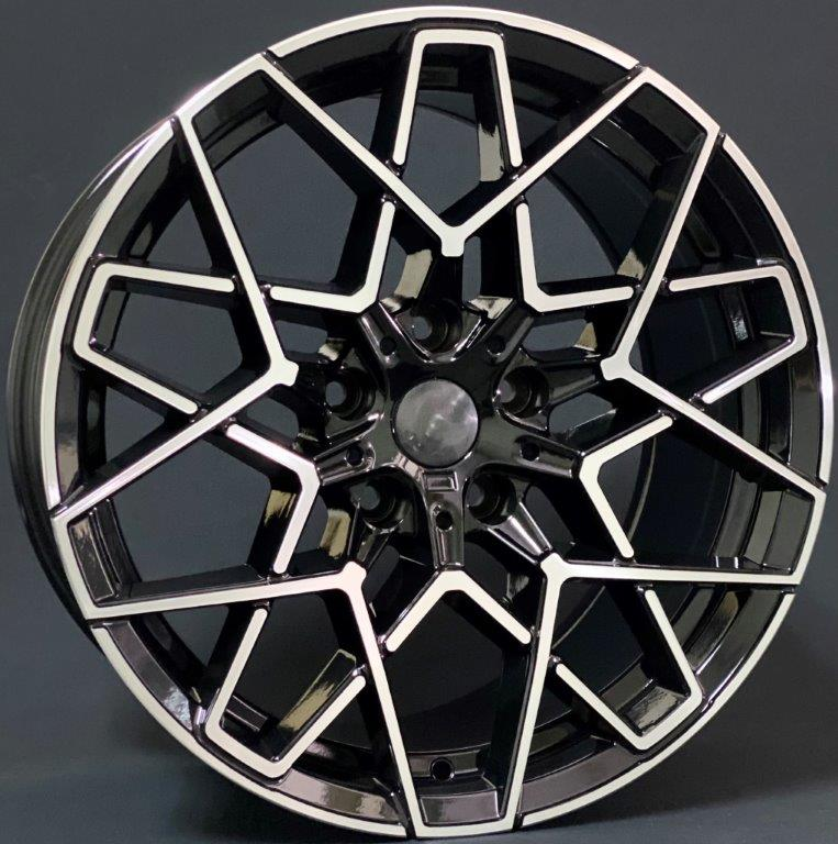ALLOY WHEELS K-II 5607