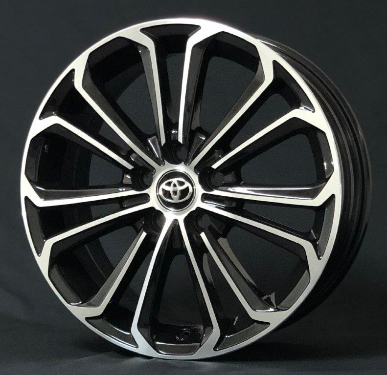 ALLOY WHEELS K-II 6129