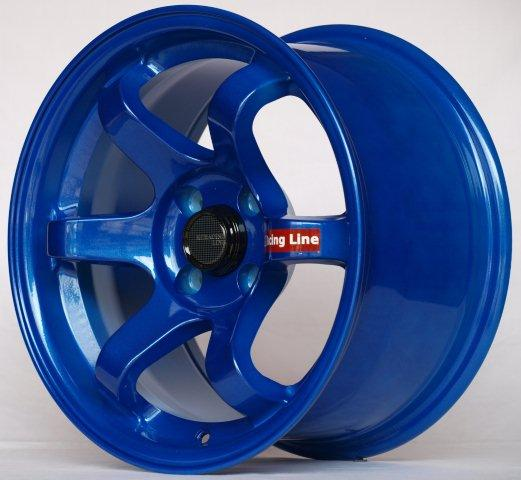 ALLOY WHEELS K-II 641