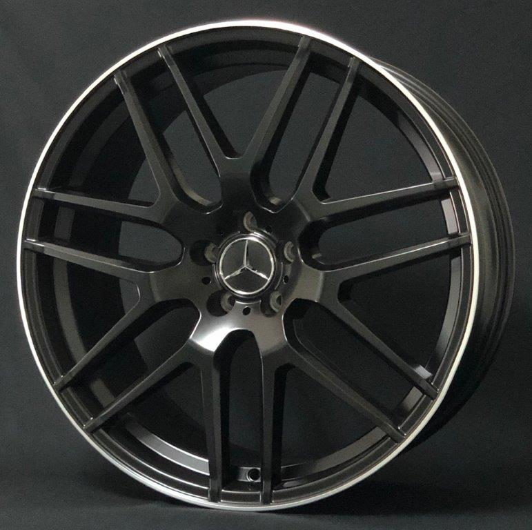 ALLOY WHEELS K-II 7039