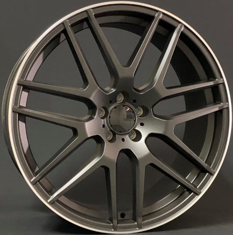 ALLOY WHEELS K-II 7132