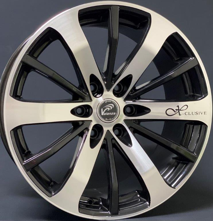 ALLOY WHEELS K-II 850