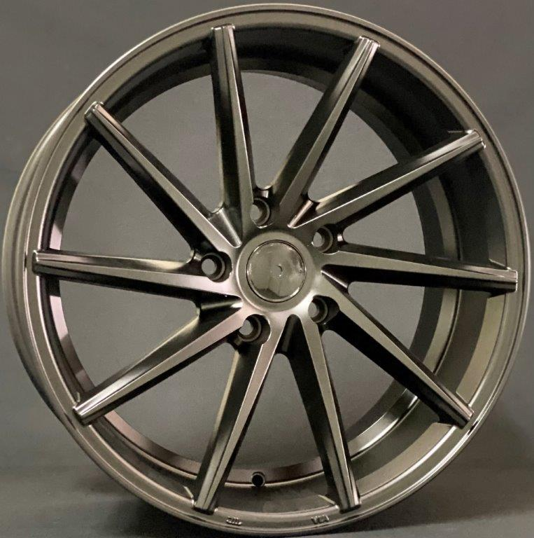 ALLOY WHEELS K-II 866