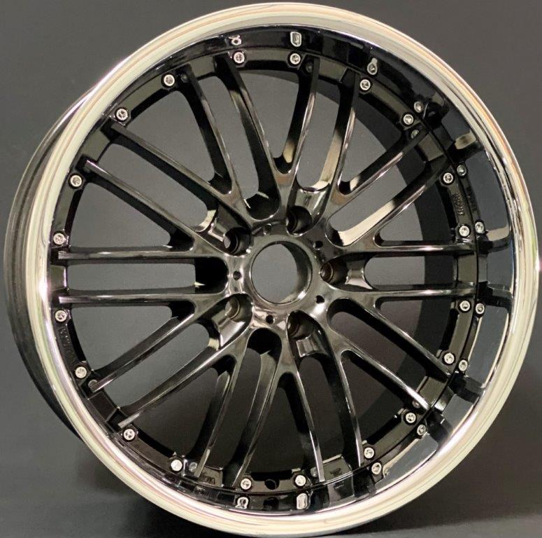 ALLOY WHEELS K-II 875