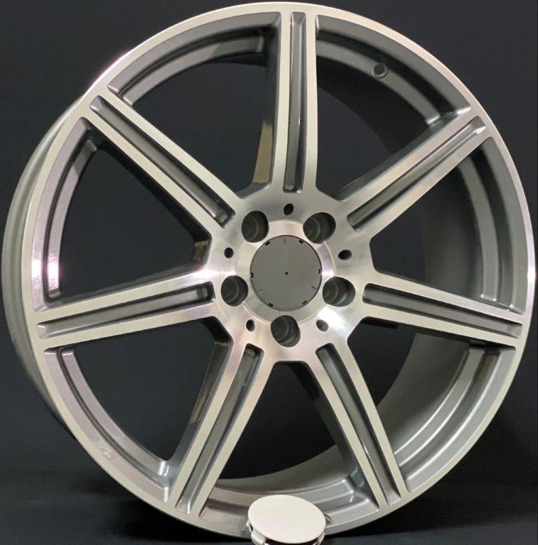 ALLOY WHEELS K-II 966