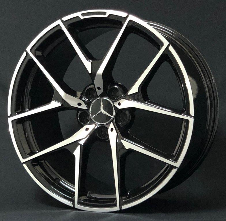 ALLOY WHEELS K-II D1225