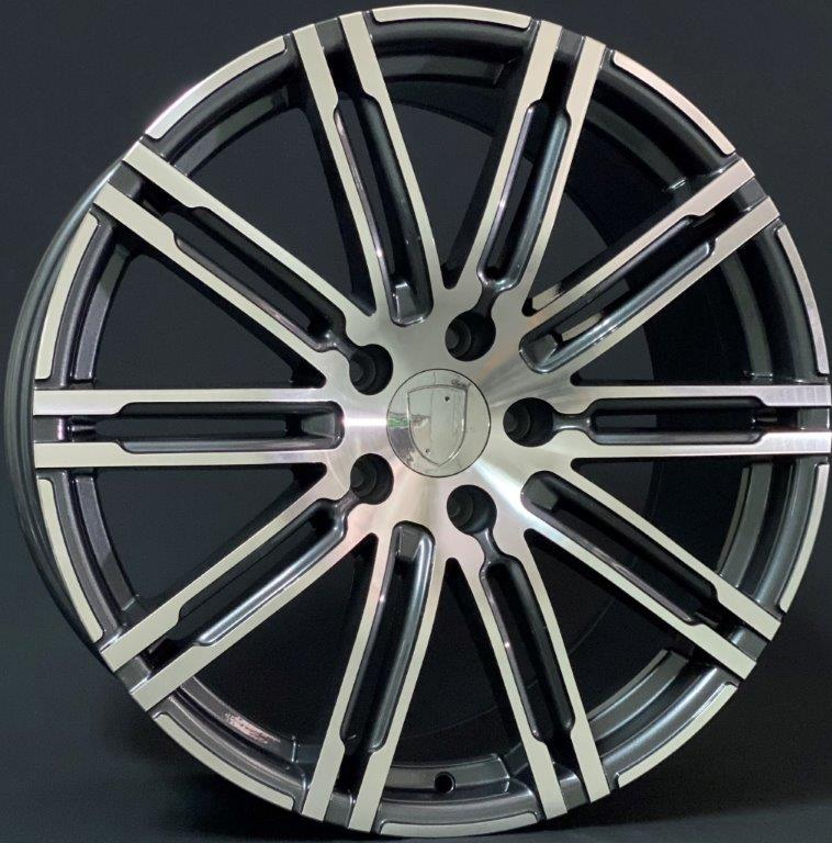 ALLOY WHEELS K-II A26