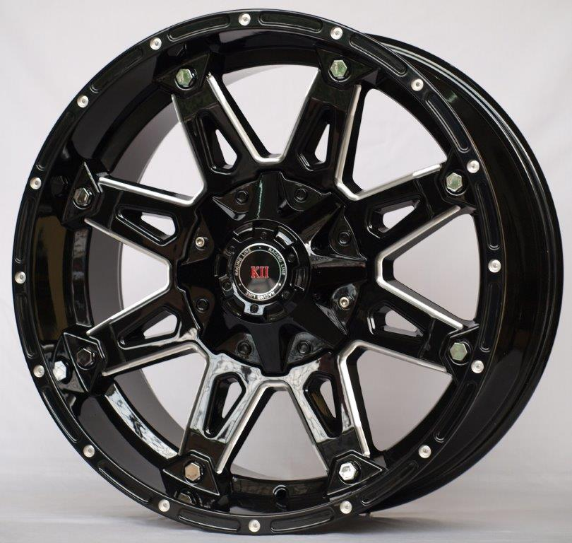 ALLOY WHEELS K-II A850A