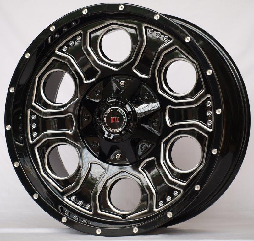 ALLOY WHEELS K-II A851A