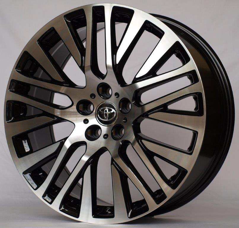 ALLOY WHEELS K-II A892