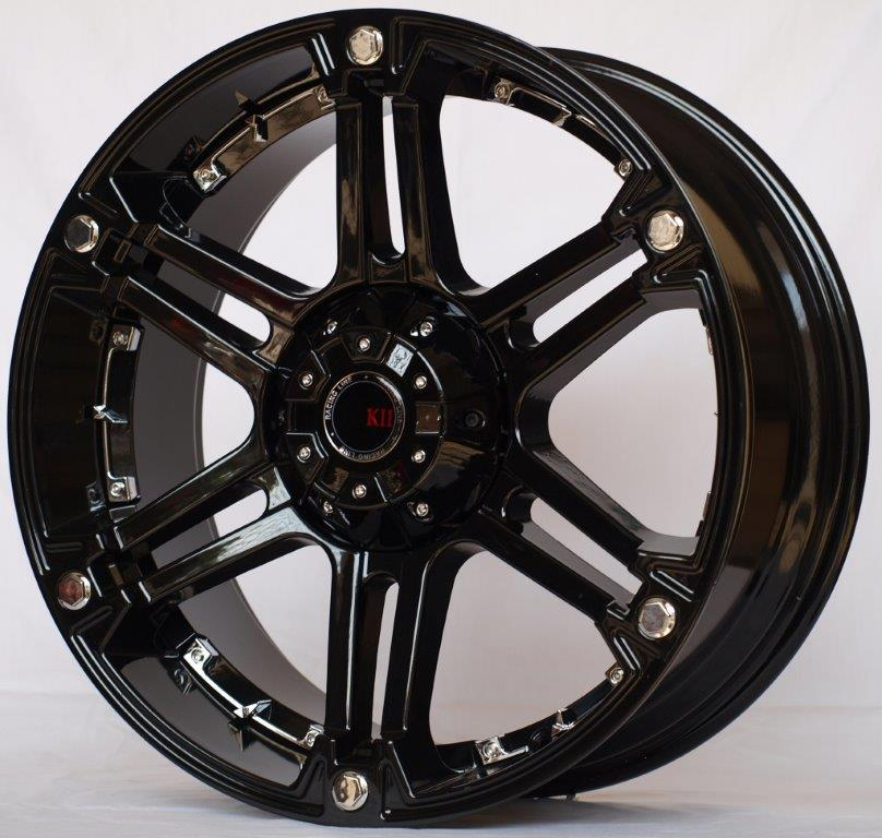 ALLOY WHEELS K-II A896