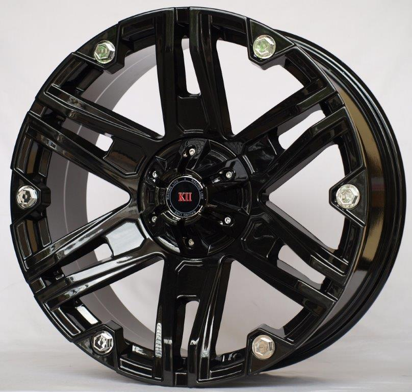ALLOY WHEELS K-II A922