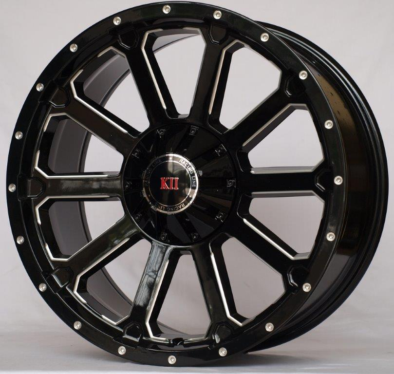 ALLOY WHEELS K-II A933