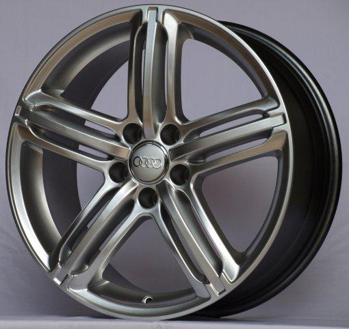ALLOY WHEELS K-II 657HS