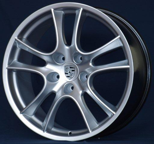 ALLOY WHEELS K-II 889