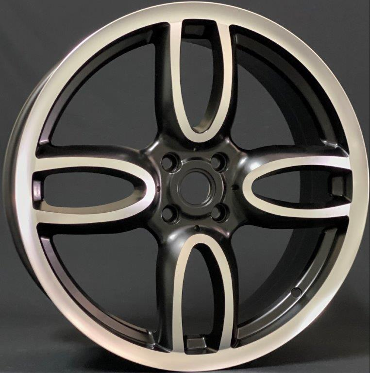 ALLOY WHEELS K-II 455