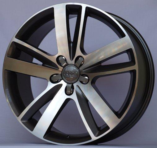 ALLOY WHEELS K-II CHR 509GMP