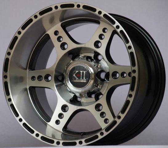 ALLOY WHEELS K-II STATUS