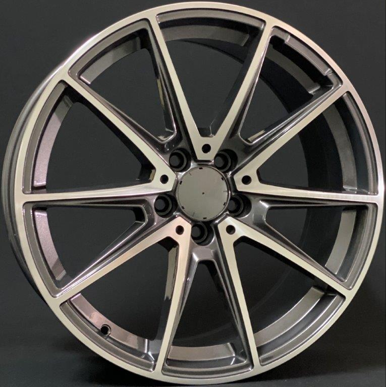 ALLOY WHEELS K-II C60
