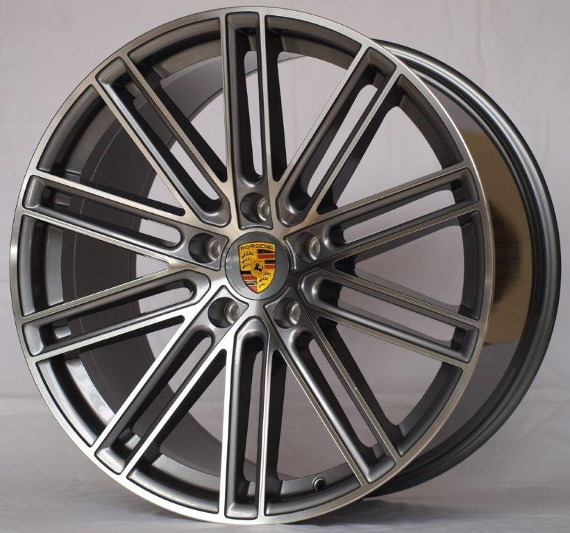 ALLOY WHEELS K-II 1271