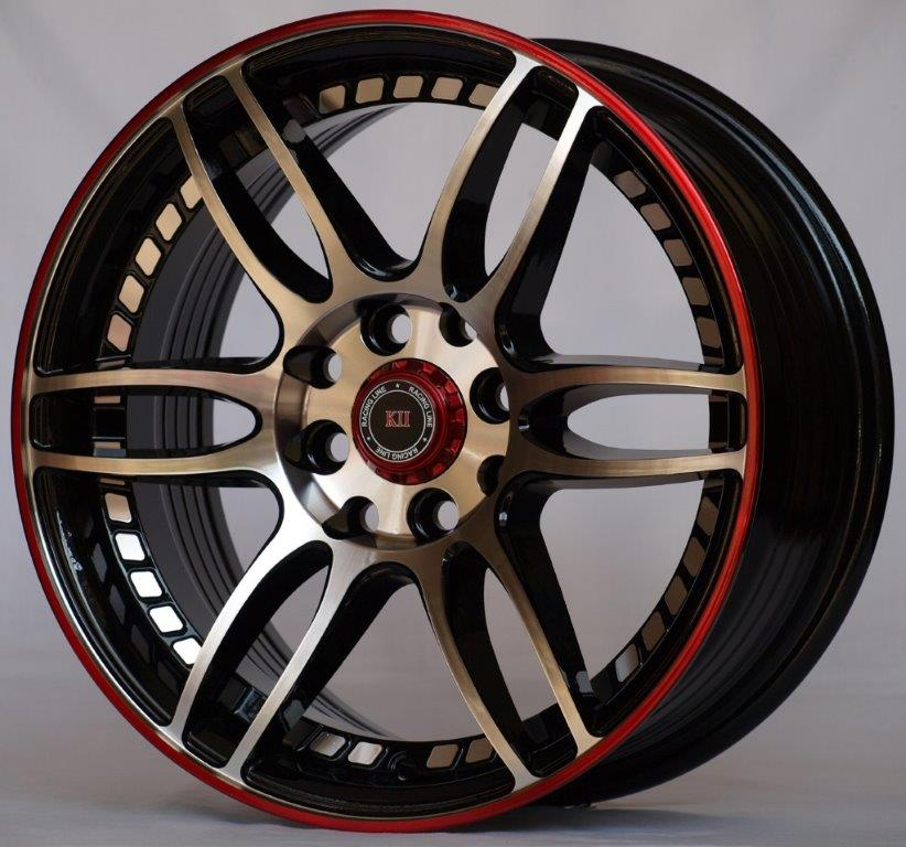 ALLOY WHEELS K-II E129