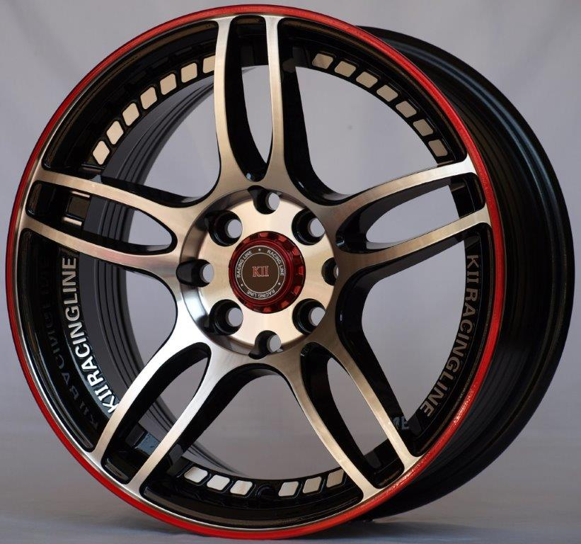 ALLOY WHEELS K-II E131